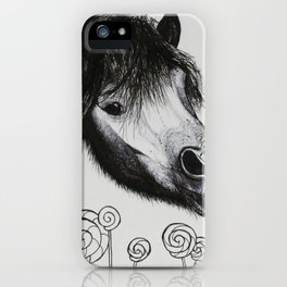 Licking Lollipops iPhone Case