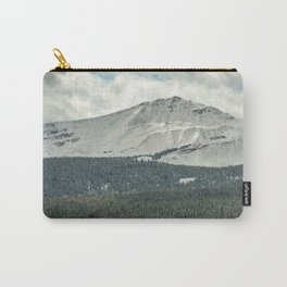 Snow Dusting Carry-All Pouch