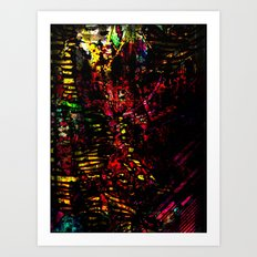 Terrorizer Art Print