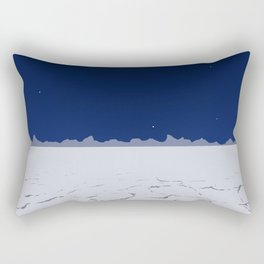 Planet Exploration: Jetune Rectangular Pillow