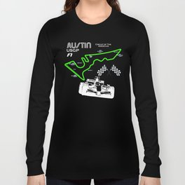 Austin F1 Long Sleeve T-shirt