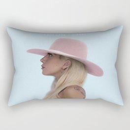 Lady G #1 Rectangular Pillow