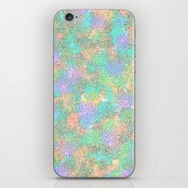 spring daisies tra-la iPhone Skin