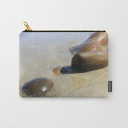 Rocks on a Beach Carry-All Pouch