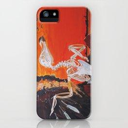 Meat Welding iPhone Case