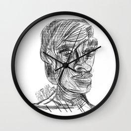 IT'S AUTO_MATIC Wall Clock