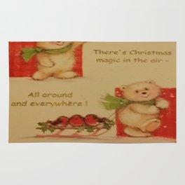 THE MAGIC OF CHRISTMAS Rug