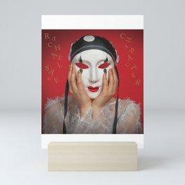 Character Abum Art Mini Art Print