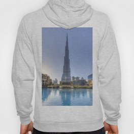 Burj Khalifa Dubai Hoody