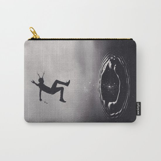 Passing Through Carry-All Pouch