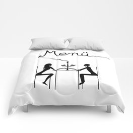 Menue Comforters