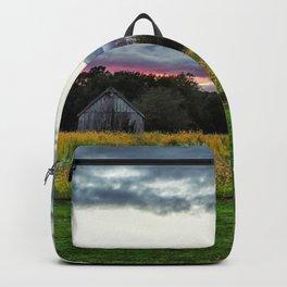 Colorful Barn Backpack