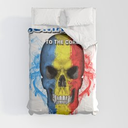 To The Core Collection: Romania Comforters