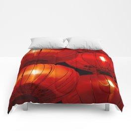 Glowing in the dark Comforters