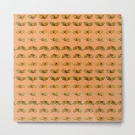 Fruit pattern Metal Print