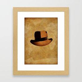 Raiders Framed Art Print