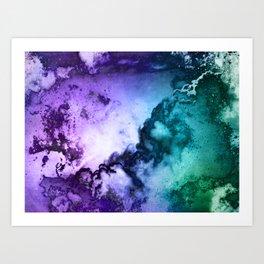 γ Tarazet Art Print