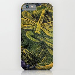 Dragonfly Dance #4 iPhone Case