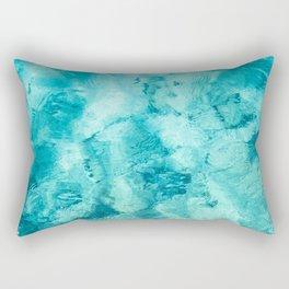 Painted Seas Rectangular Pillow