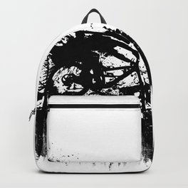 Black Drop Backpack
