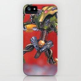 Identibot iPhone Case