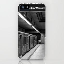 Heavy... iPhone Case