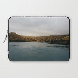 South Island Hills, New Zealand Laptop Sleeve