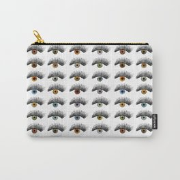 Hypnotic Eyes Carry-All Pouch