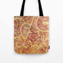 Promise of a golden autumn Tote Bag