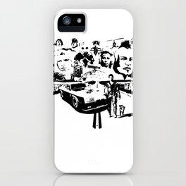Mad Max Tribute iPhone Case
