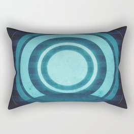 Uranus - Uranian Aurora  Rectangular Pillow