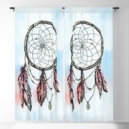 Dreamcatcher Dream Blackout Curtain
