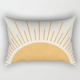 Sunshine Everywhere Rectangular Pillow