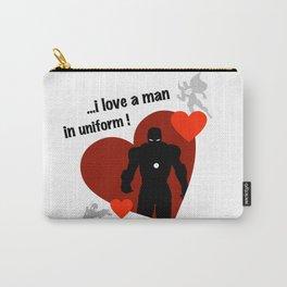 ManInUniform: IronMan Carry-All Pouch