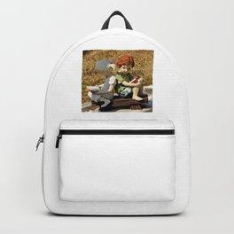 I Wonder If She Likes Butt Stuff Backpack
