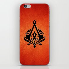 assassin's creed iPhone & iPod Skin