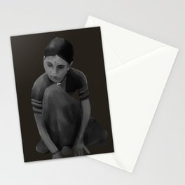 Olden days Stationery Cards