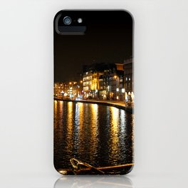 Reflections of Night iPhone Case
