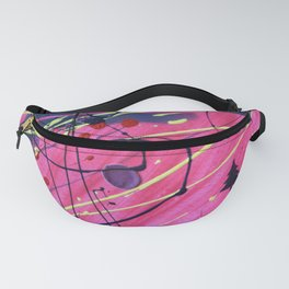 untitled abstract Fanny Pack
