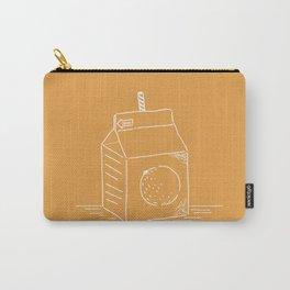 Orange Juice (mainichi) Carry-All Pouch