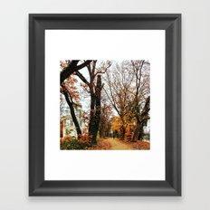 a kind of magic Framed Art Print