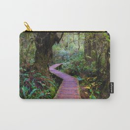 Rainforest Trail, Vancouver Island BC Carry-All Pouch
