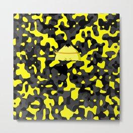 Military Lemon Metal Print