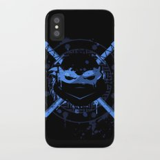 Leonardo Turtle iPhone X Slim Case