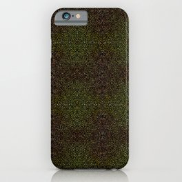 Pattern 4998 iPhone Case
