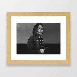 SHAW Framed Art Print