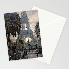 manège parisienne Stationery Cards