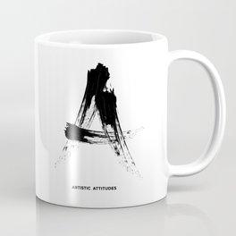Artistic Attitudes Coffee Mug