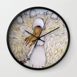 Goodbye Wall Clock