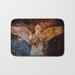 angel  Bath Mat